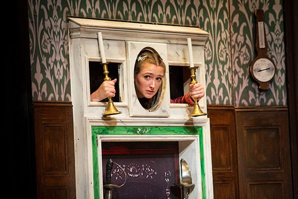Book now for The Play That Goes Wrong at the Duchess Theatre