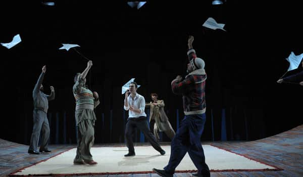 Book tickets for The Kite Runner at the Wyndham's Theatre