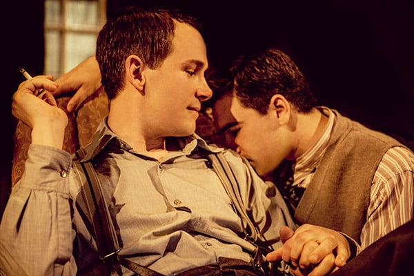 Kenny Morgan at the Arcola Theatre