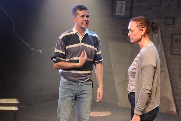 Book tickets for John and Jen at the Union Theatre