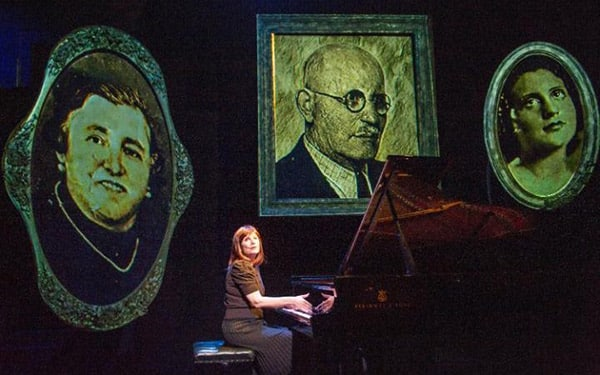 Book tickets for The Pianist Of Willesden Lane at St James Theatre