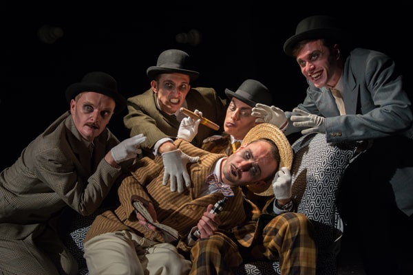 Book tickets for Hotel For Criminals at New Wimbledon Studios