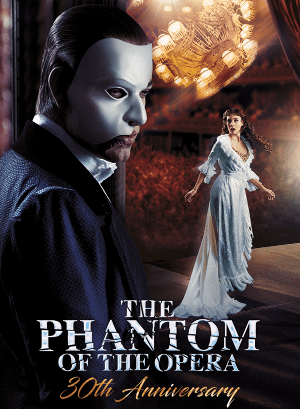 The Phantom Of The Opera London's 30th Anniversary