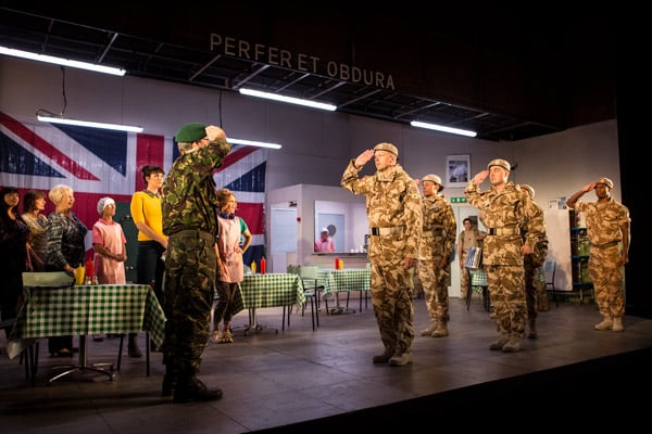 Much Ado About Nothing - Mercury Theatre Colchester