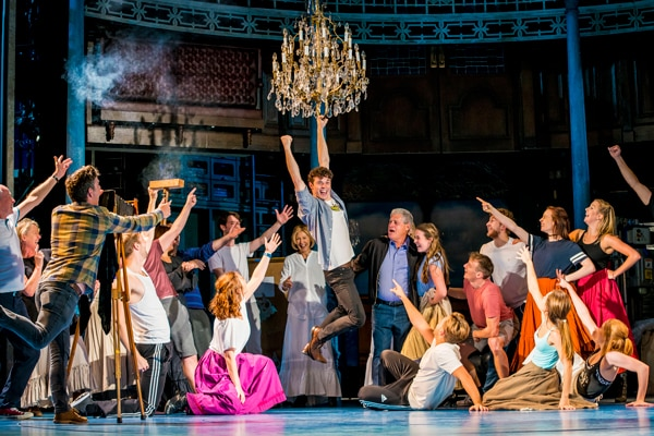 Book tickets for Half A Sixpence at the Noel Coward Theatre