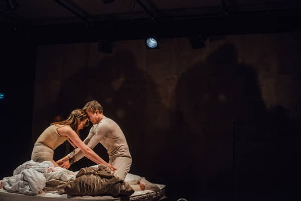 Book tickets for Skin A Cat At The Bunker Theatre