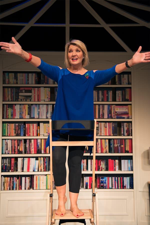 Book tickets for Amanda Mugglwton at the King's Head Theatre