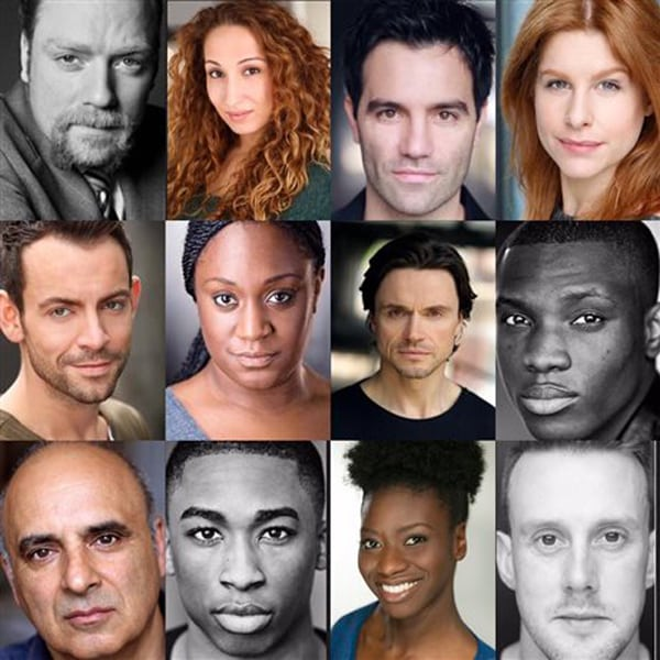 Book tickets for Musical Theatre Stars at Christmas