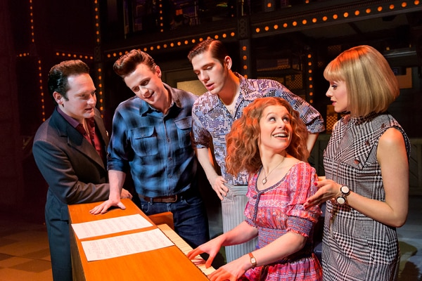 Beautiful The Carole King Musical UK Tour