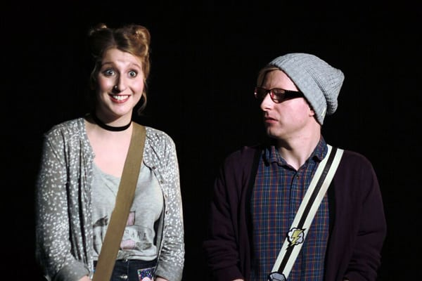 Ordinary Days at Hen and Chickens Theatre