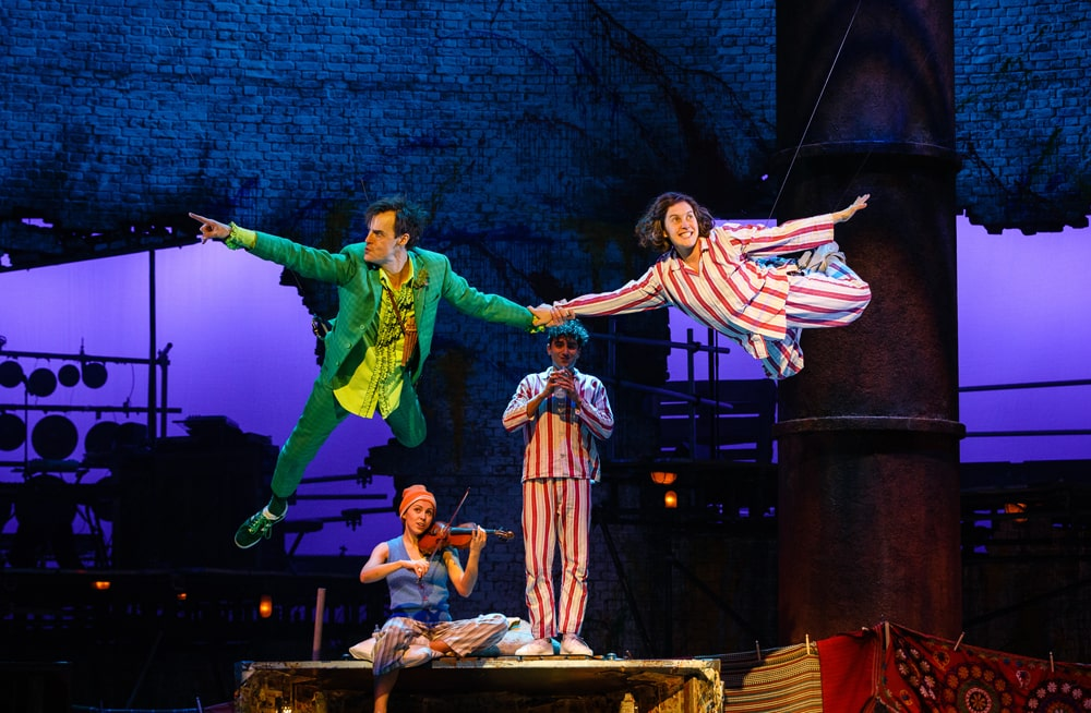 Peter Pan returns to the National Theatre Book Now
