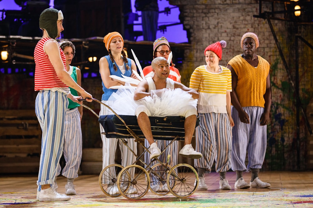 Book now for Peter Pan