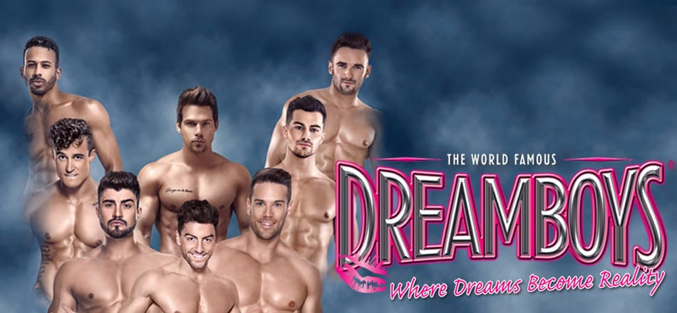 Book tickets for Dreamboys UK Tour