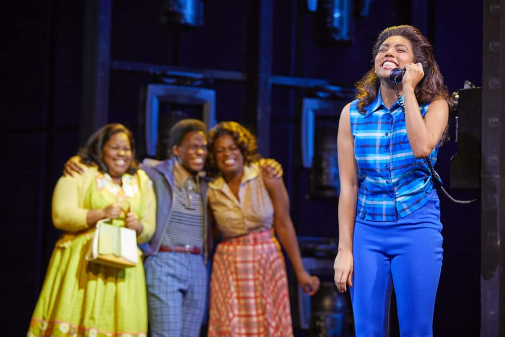 Book tickets for Dreamgirls at the Savoy Theatre