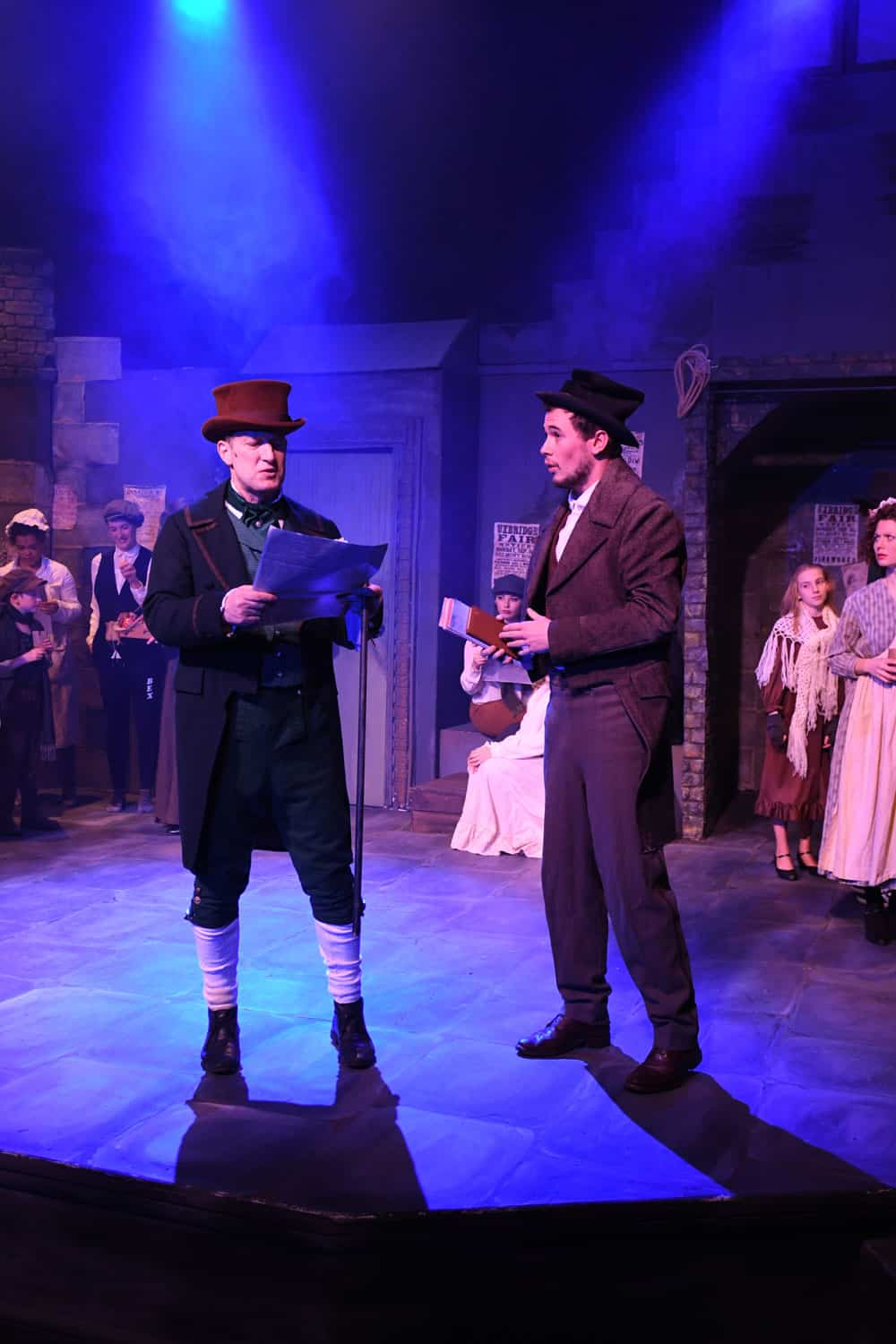 A Christmas Carol at LOST Theatre