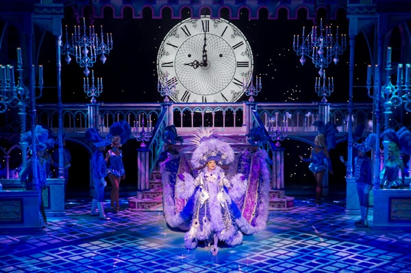 Book tickets for Cinderella at the London Palladium