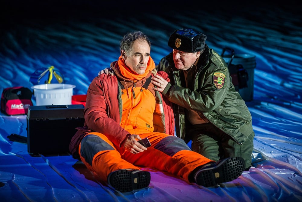 Book tickets to Mark Rylance in Nice Fish at the Harold Pinter Theatre