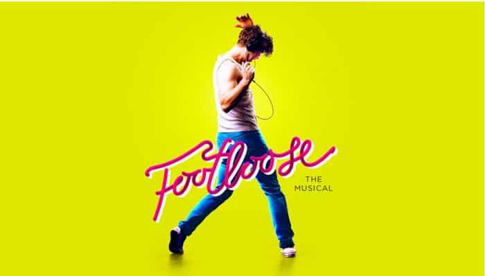 Footloose musical UK Tour 2022