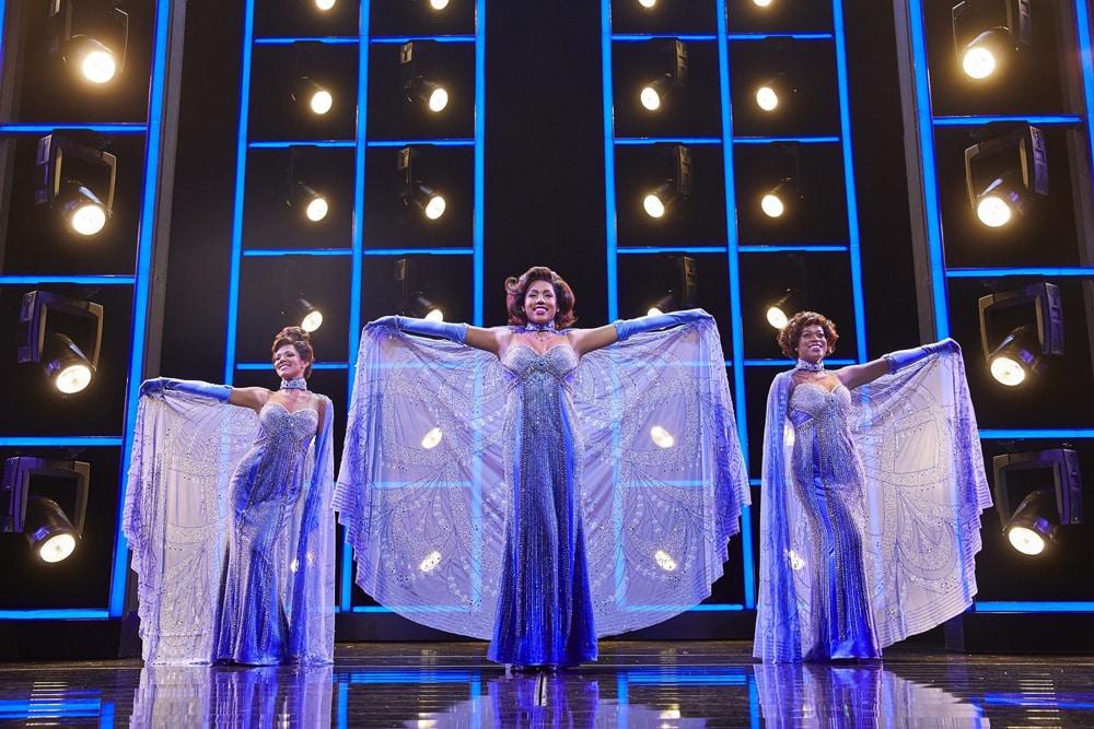 Dreamgirls at Savoy Theatre