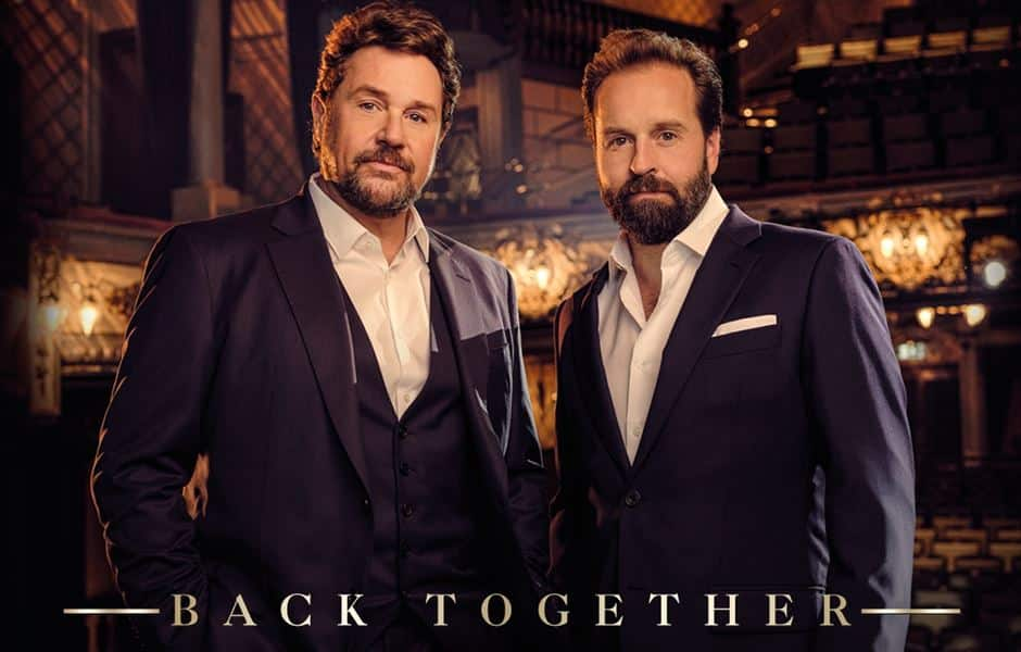 Michael Ball Alfie Boe Together tour 2020