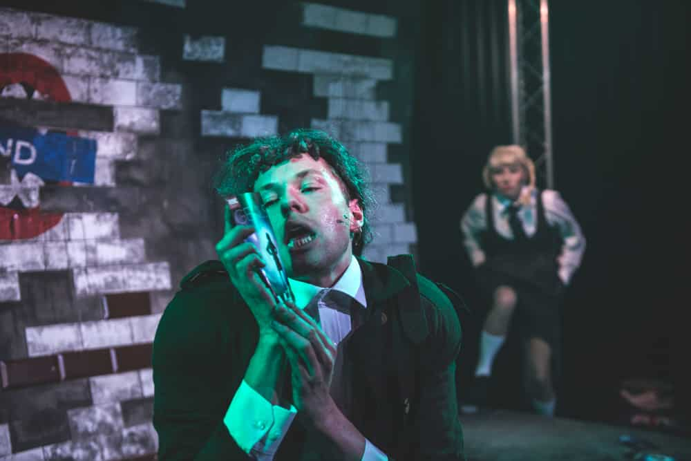 Book tickets for Jest End at Waterloo East Theatre