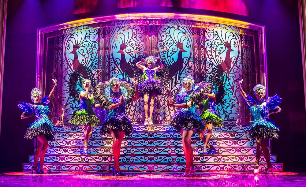 Book tickets for La Cage Aux Folles Uk Tour starring John Partridge, Marti Webb and Adrian Zmed