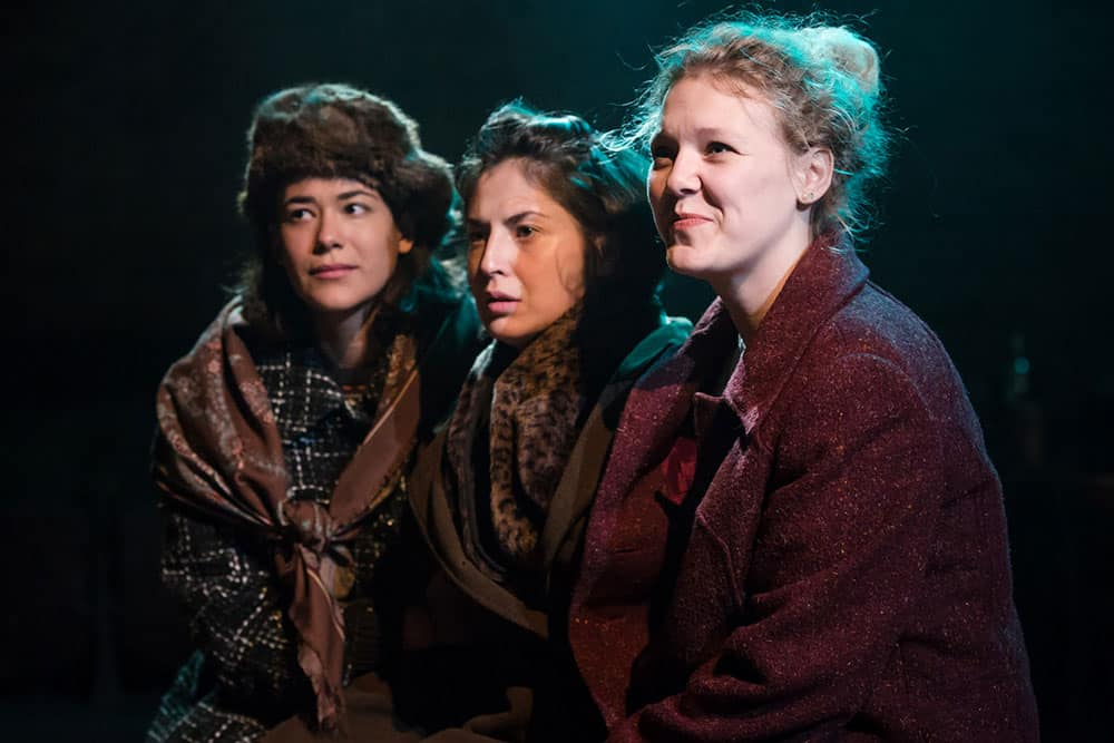 Three Sisters at Union Theatre Southwark