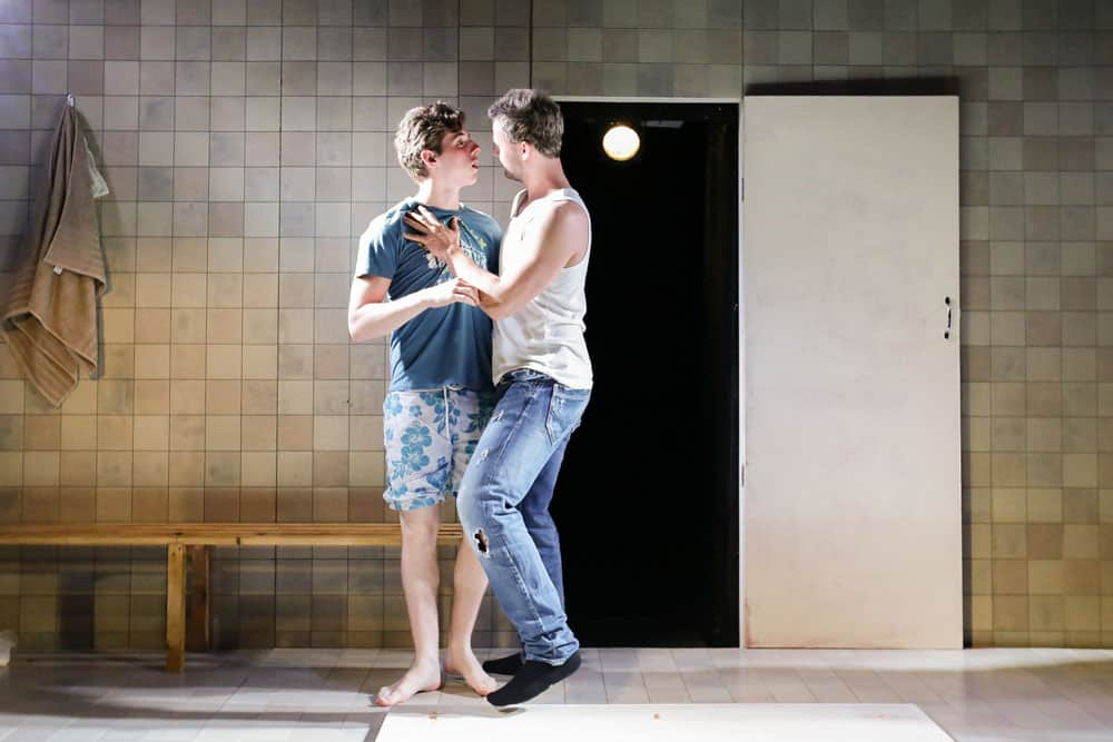 Strangers In Between by Tommy Murphy at Kings Head Theatre
