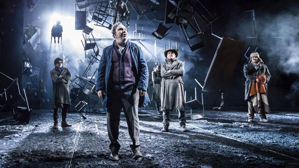 As You Like It at the National Theatre