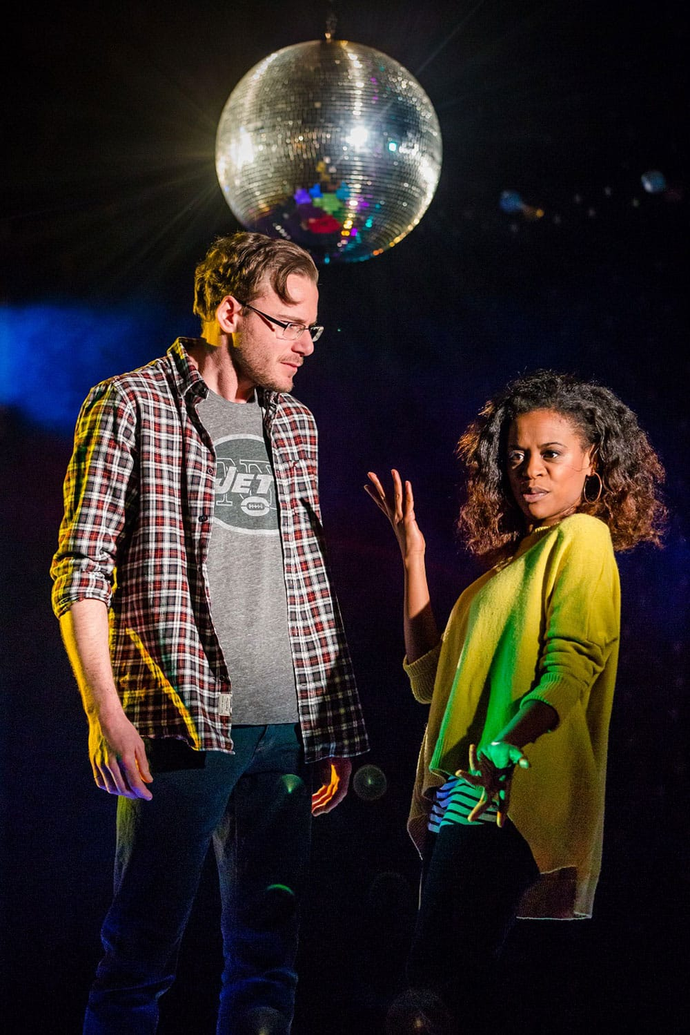 Book tickets for Dirty Great Love Story at London's Arts Theatre