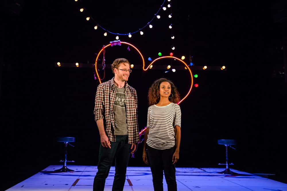 Book tickets to Dirty Great Love Story at the Arts Theatre London