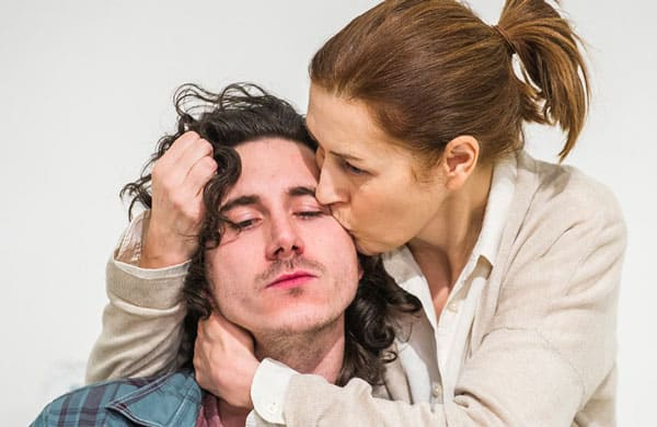 The Mother at Tricycle Theatre. Photo: Tristram Kenton