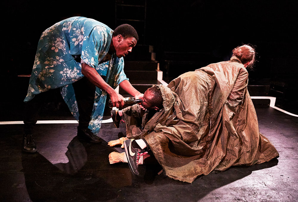 The Tempest at Southwark Playhouse