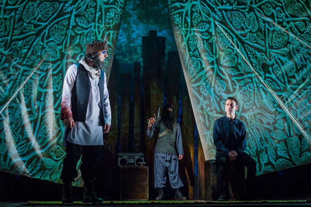 Book tickets to The Kite Runner