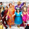 The cast of NBC's hairspray Live