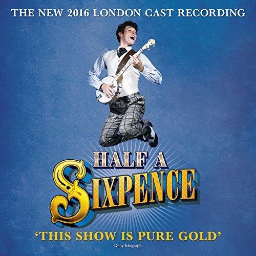 Half A Sixpence London Cast Recording