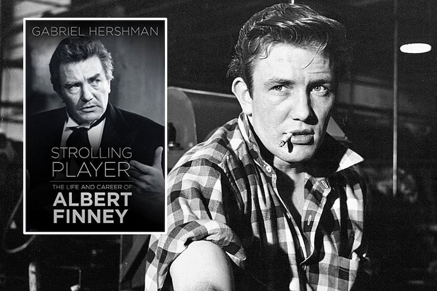 Strolling Player - The Life And Career of Albert Finney