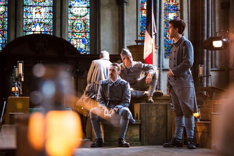 Antic Disposition presents Henry V