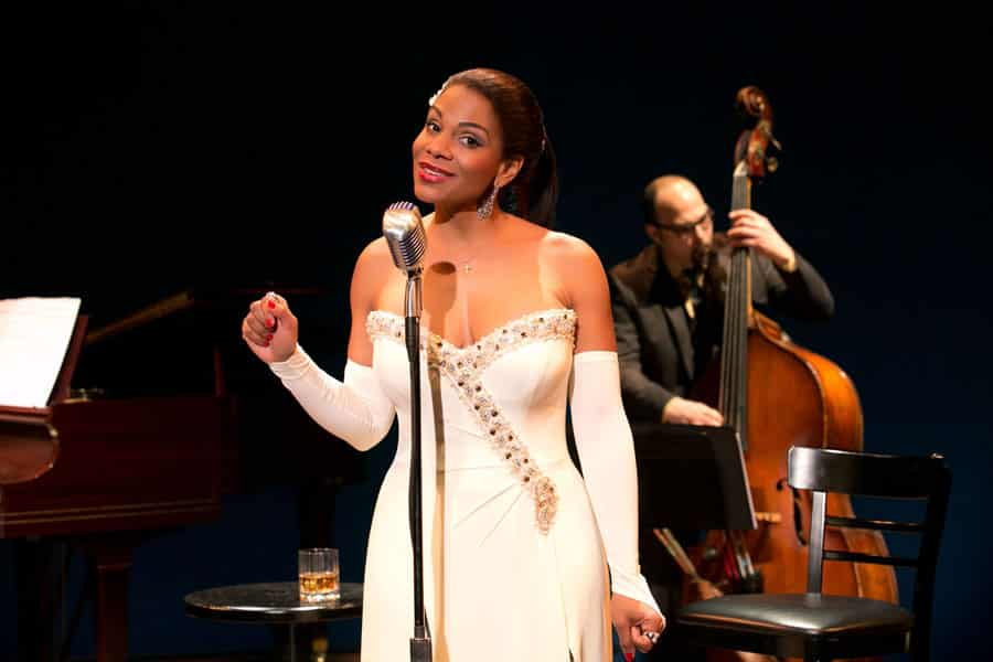Audra McDonald in Lady Day at Emersons Bar and Grill