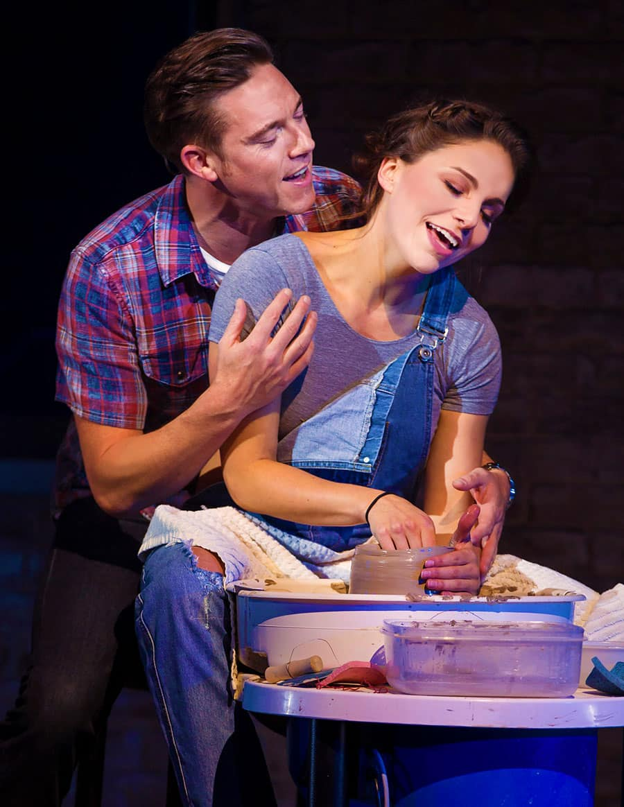 Book now for Ghost the Musical UK Tour