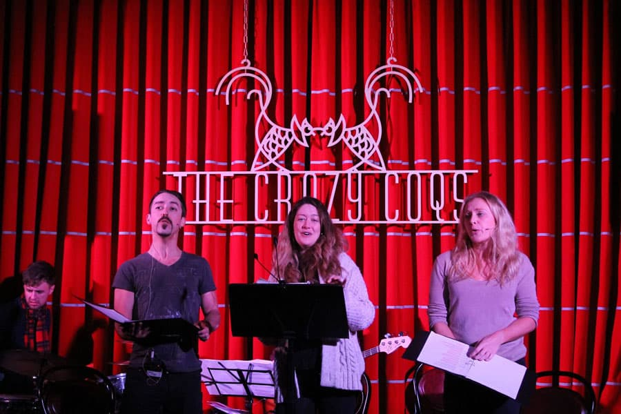 January The Musical Revue