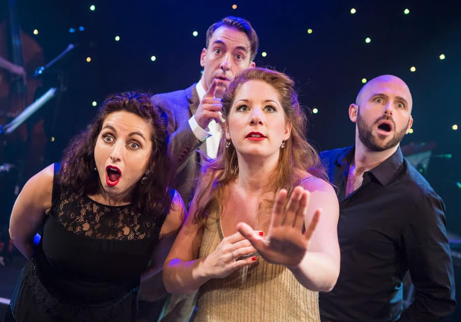 Book tickets for That's Jewish Entertainment