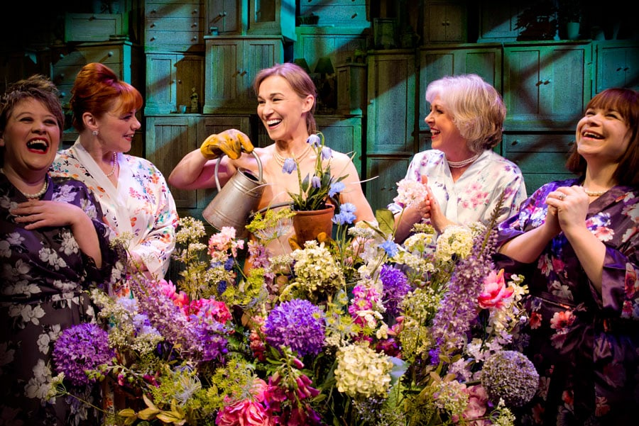 Book now for The Girls at the Phoenix Theatre