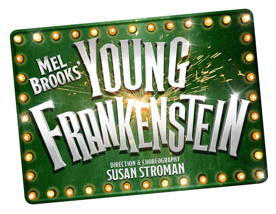 Mel Brooks' new musical comedy Young Frankenstein will come to London's Garrick Theatre in Autumn 2017