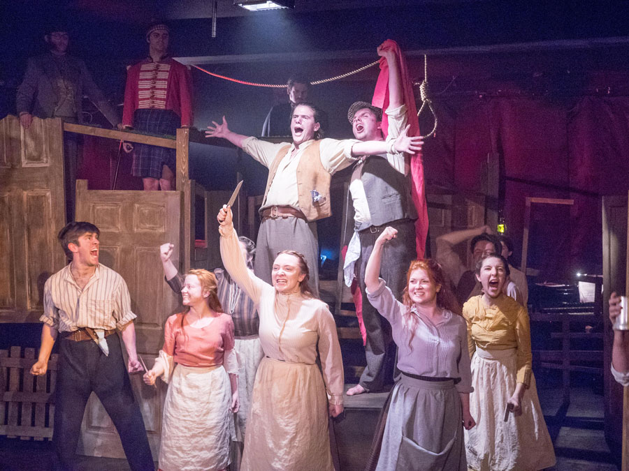 Book tickets to My Land's Shore at Ye Olde Rose and Crowne