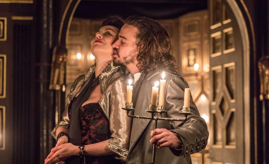 The White Devil at Shakespeare's Globe