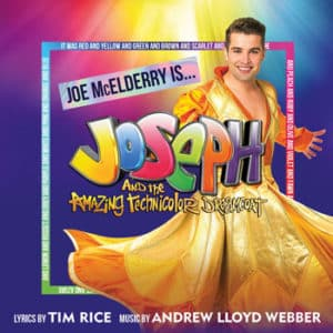 Joseph And His Amazing Technicolour Dreamcoat Cast Album Review