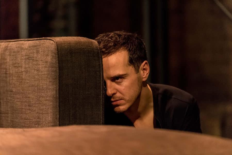 Hamlet at the Almeida starring Andrew Scott