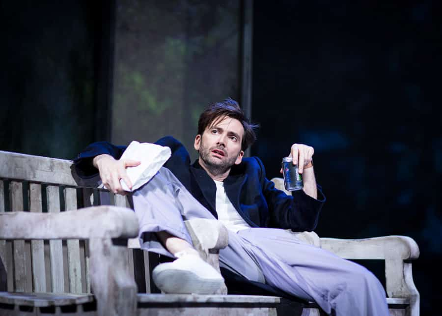 David Tennant in Don Juan In Soho