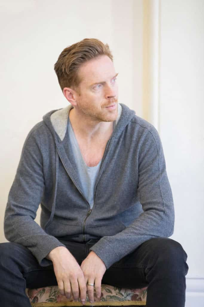 Damian Lewis stars in Edward Albee's The Goat or Who Is Sylvia? At Theatre Royal haymarket